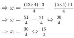 RD Sharma Solutions (Part - 2) - Ex-2.1, Fractions, Class 7, Math Class 7 Notes | EduRev