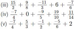 RD Sharma Solutions - Chapter 1 - Rational Numbers (Ex - 1.4), Class 8, Maths Class 8 Notes   EduRev