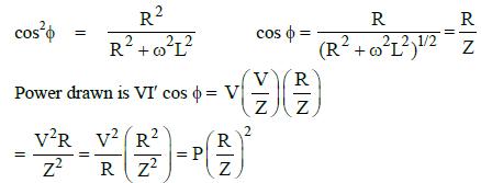 NEET Previous Year Questions (2014-20): Alternating Current Class 12 Notes   EduRev