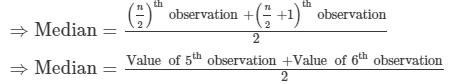 RD Sharma Solutions - Ex-23.3, Data Handling II Central Values, Class 7, Math Class 7 Notes   EduRev