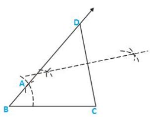 RD Sharma Solutions -Ex-17.3, Constructions, Class 9, Maths Class 9 Notes | EduRev
