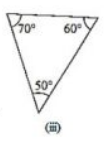 RD Sharma Solutions - Ex-15.1, Properties Of Triangles, Class 7, Math Class 7 Notes | EduRev