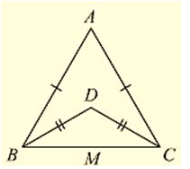 RD Sharma Solutions -Ex-10.1, Congruent Triangles, Class 9, Maths Class 9 Notes | EduRev
