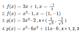 RD Sharma Solutions Ex-6.2, Factorization Of Polynomials, Class 9, Maths Class 9 Notes | EduRev