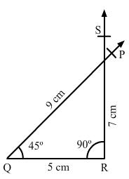 RD Sharma Solutions - Chapter 18 - Practical Geometry (Constructions) (Part - 1), Class 8, Maths Class 8 Notes | EduRev