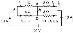 Previous year questions (2016-20) - Current Electricity (Part - 1) Notes | EduRev