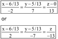 Previous year Questions (2016-20) - Vector Algebra and Three Dimensional Geometry Notes | EduRev