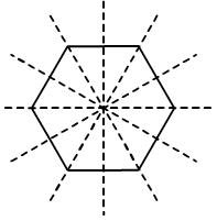 RD Sharma Solutions -Ex-17.4, Symmetry, Class 6, Maths Class 6 Notes | EduRev