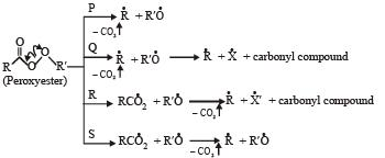 Match the Following of Aldehydes, Ketones and Carboxylic Acids , Past year Questions JEE Adv. JEE Notes | EduRev