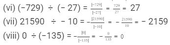 RD Sharma Solutions - Ex-1.2 Integers, Class 7, Math Class 7 Notes | EduRev