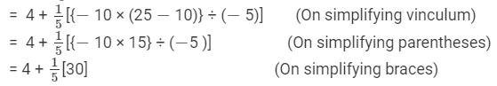 RD Sharma Solutions - Ex-1.4 Integers, Class 7, Math Class 7 Notes | EduRev