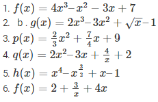 RD Sharma Solutions Ex-6.1, Factorization Of Polynomials, Class 9, Maths Class 9 Notes | EduRev