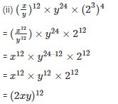 RD Sharma Solutions - Ex-6.2, Exponents, Class 7, Math Class 7 Notes | EduRev