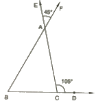 RD Sharma Solutions - Ex-15.3, (Part - 1), Properties Of Triangles, Class 7, Math Class 7 Notes | EduRev
