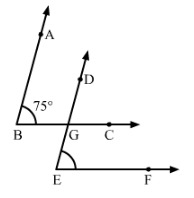 RD Sharma Solutions (Part - 3) - Ex-14.2, Lines and Angles, Class 7, Math Class 7 Notes   EduRev
