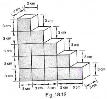 RD Sharma Solutions -Ex-18.2 (Part - 2), Surface Area And Volume Of A Cuboid And Cube, Class 9, Math Class 9 Notes | EduRev