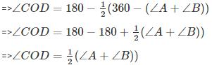 RD Sharma Solutions Ex-14.1, Quadrilaterals, Class 9, Maths Class 9 Notes | EduRev