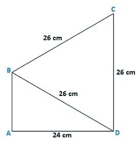 RD Sharma Solutions Ex-12.2, (Part -2), Heron`s Formula, Class 9, Maths Class 9 Notes | EduRev