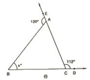 RD Sharma Solutions - Ex-15.3, (Part - 2), Properties Of Triangles, Class 7, Math Class 7 Notes | EduRev