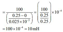 Previous year questions (2016-20) - Electromagnetic Induction and Alternating Current (Part - 1) Notes | EduRev