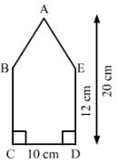 RD Sharma Solutions (Part - 2) - Ex-20.4, Mensuration - I, Class 7, Math Class 7 Notes | EduRev