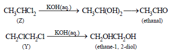 Subjective questions of Haloalkanes and Haloarenes, Past year Questions - JEE Advance, Class 12 JEE Notes | EduRev