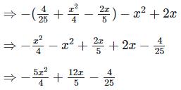 RD Sharma Solutions Ex-4.1, Algebraic Identities, Class 9, Maths Class 9 Notes   EduRev