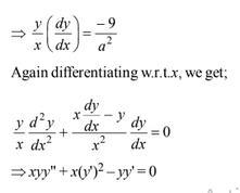 Previous year Questions (2016-20) - Differential Equations Notes | EduRev