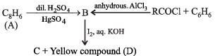 Subjective Ques of Aldehydes, Ketones and Carboxylic Acids, (Part - 2), Past year Questions JEE Adv. JEE Notes | EduRev