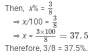 RD Sharma Solutions - Ex-11.5, Percentage, Class 7, Math Class 7 Notes | EduRev