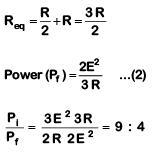 NEET Previous Year Questions (2014-20): Current Electricity Class 12 Notes | EduRev