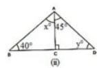 RD Sharma Solutions - Ex-15.2, (Part - 2), Properties Of Triangles, Class 7, Math Class 7 Notes | EduRev