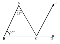 RD Sharma Solutions (Part - 2) - Ex-14.2, Lines and Angles, Class 7, Math Class 7 Notes | EduRev