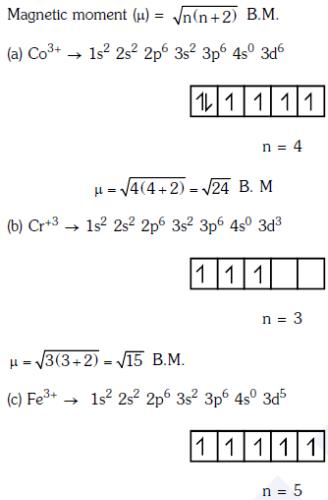 Previous Year Questions (2014-20) - Structure of Atom Class 11 Notes | EduRev