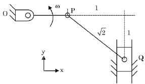 GATE Past Year Questions: Kinematics of Mechanisms Notes | EduRev