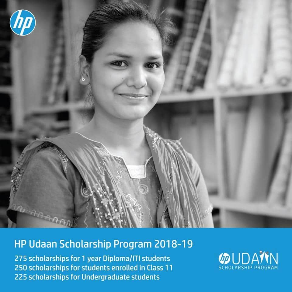 HP Udaan Scholarship Program 2019 Class 12 Notes   EduRev