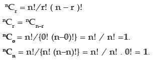 Permutation and Combinations (Part - 3) CA CPT Notes | EduRev