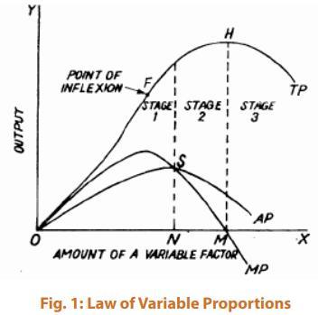 Production Function CA Foundation Notes | EduRev