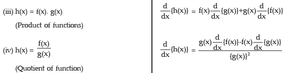 Differential Calculus CA CPT Notes | EduRev