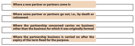 Relations of Partners (Part - 2) CA Foundation Notes | EduRev