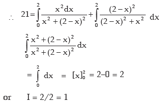 Integral Calculus CA CPT Notes | EduRev