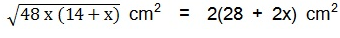 महत्वपूर्ण-प्रश्नोत्तर, पाठ - 10 वृत (कक्षा दसंवी),गणित Class 10 Notes | EduRev