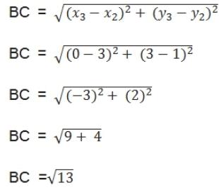 महत्वपूर्ण-प्रश्नोत्तर, पाठ - 7 निर्देशांक ज्यामिति (कक्षा दसंवी),गणित Class 10 Notes | EduRev