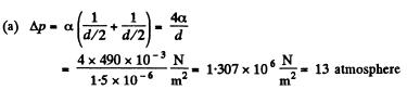 Irodov Solutions: Liquids Capillary Effects- 1 Notes | EduRev