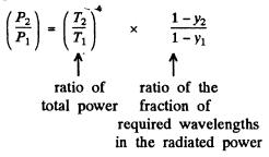 Irodov Solutions: Thermal Radiation. Quantum Nature of Light- 1 Notes   EduRev