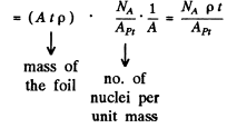 Irodov Solutions: Scattering of Particles. Rutherford-Bohr Atom- 1 Notes | EduRev