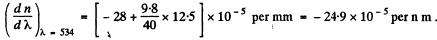 Irodov Solutions: Dispersion and Absorption of Light- 1 Notes | EduRev