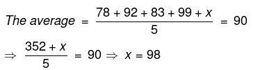 Practice Questions: Averages Quant Notes | EduRev