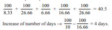 Percentile Booster - Quant: Time & Work CAT Notes | EduRev