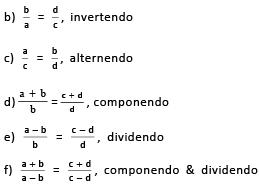 Important Formula: Ratio & Proportion CAT Notes | EduRev